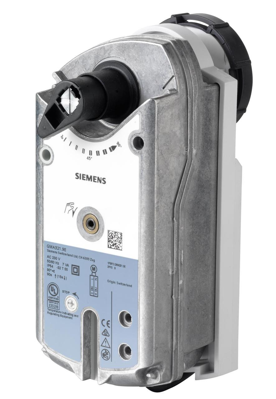 Siemens  GMA321.9E Electromotoric rotary actuator