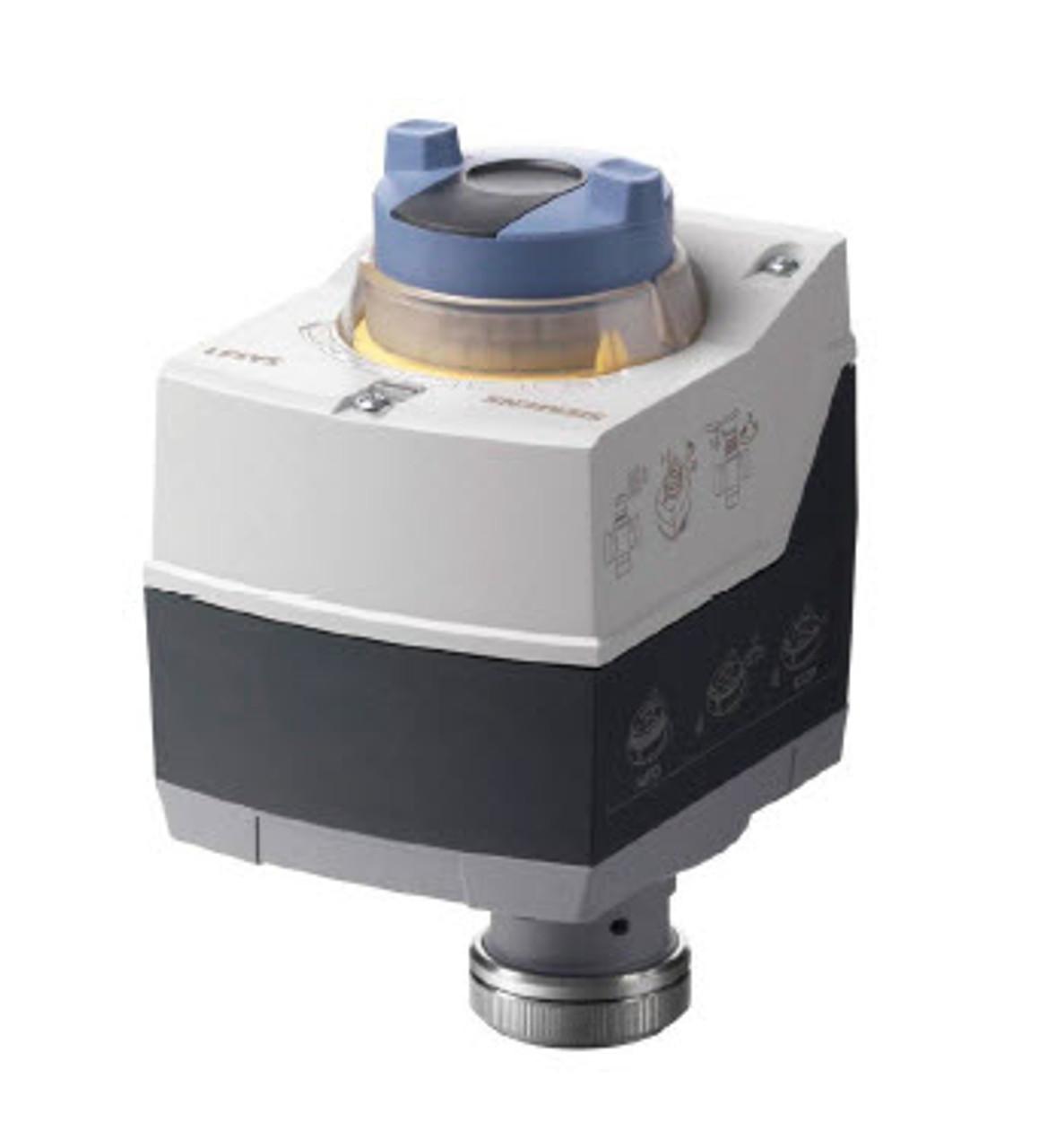 Siemens SAS81.00, S55158-A103, electromotoric actuator