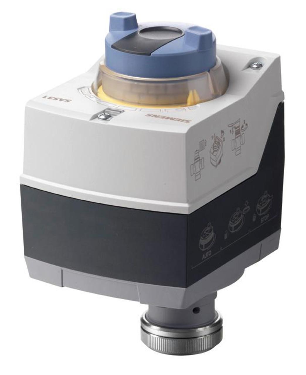 Siemens SAS61.03, electromotoric actuator, 400 N, S55158-A100