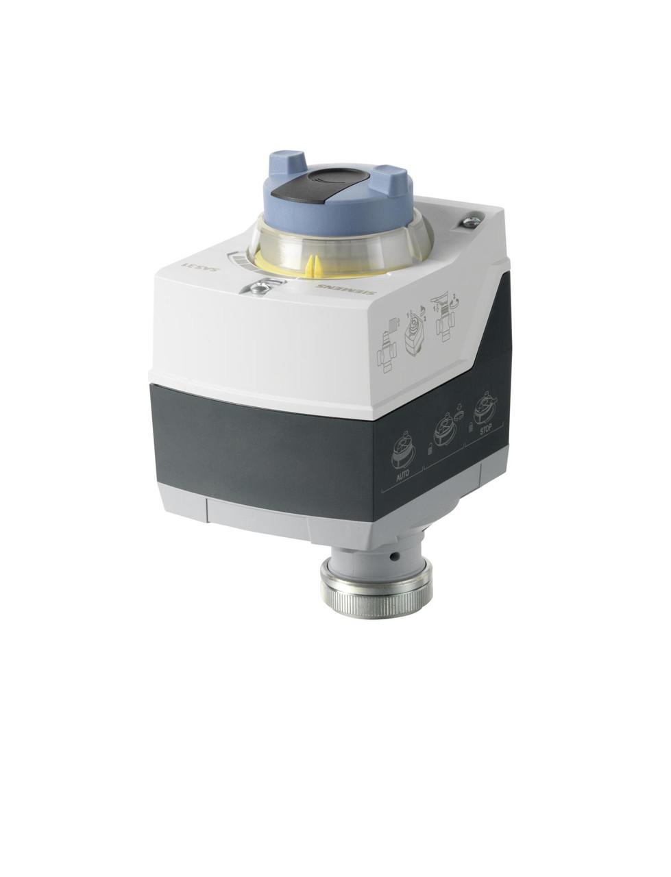 Siemens SAS31.00, S55158-A106, Electromotoric actuator