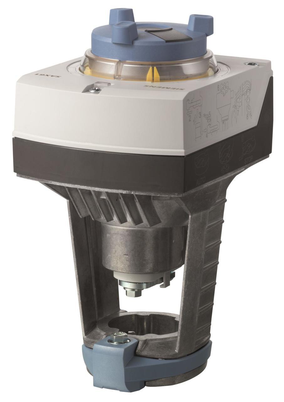 Siemens SAY61P03, S55150-A133, Electromotoric actuator