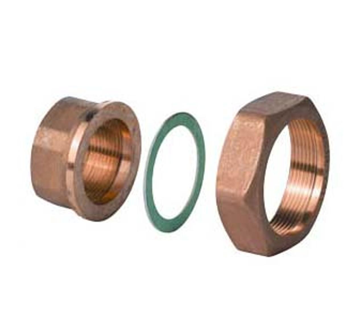 Siemens ALG323B Brass fitting