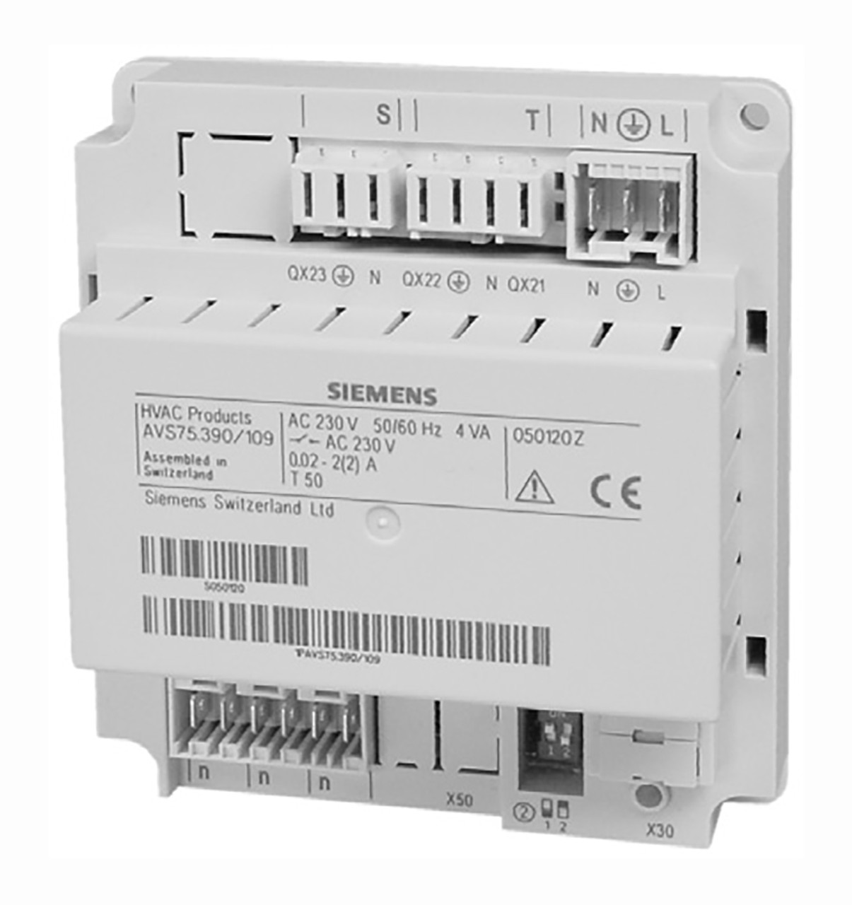Siemens AVS75.370/101 Additional module for RVS controllers