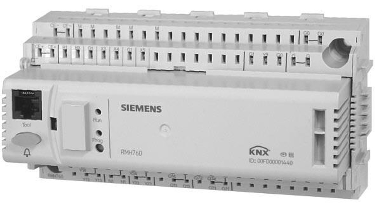 Siemens RMH760B-5 heating Controller