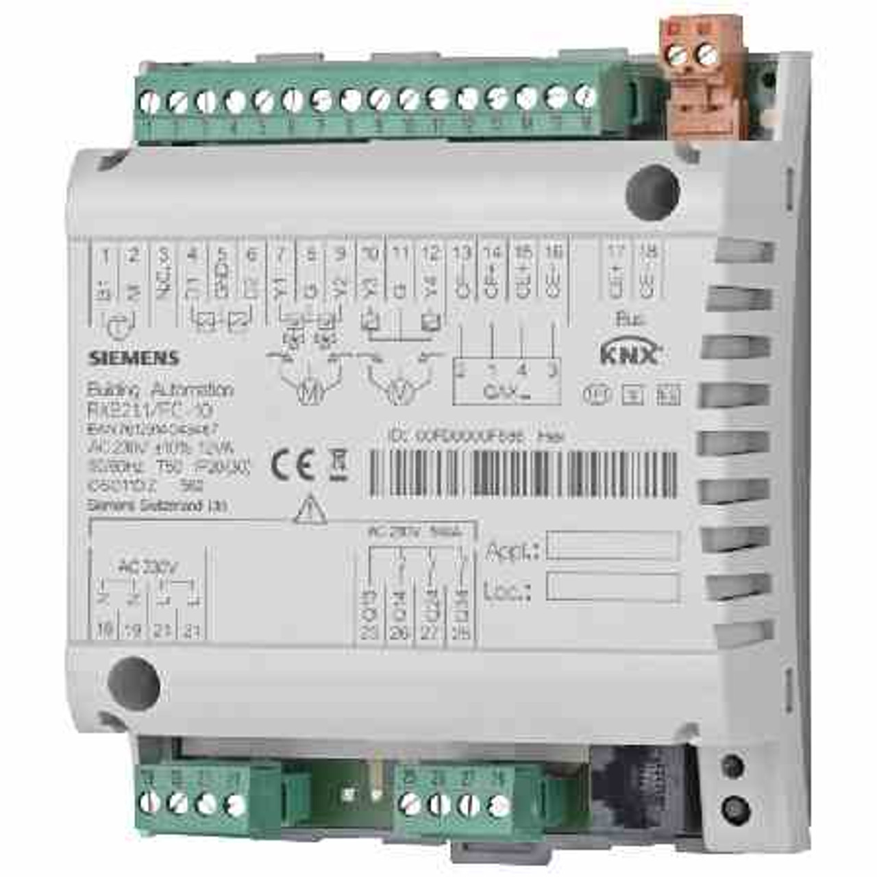 Siemens RXB22.1/FC-12