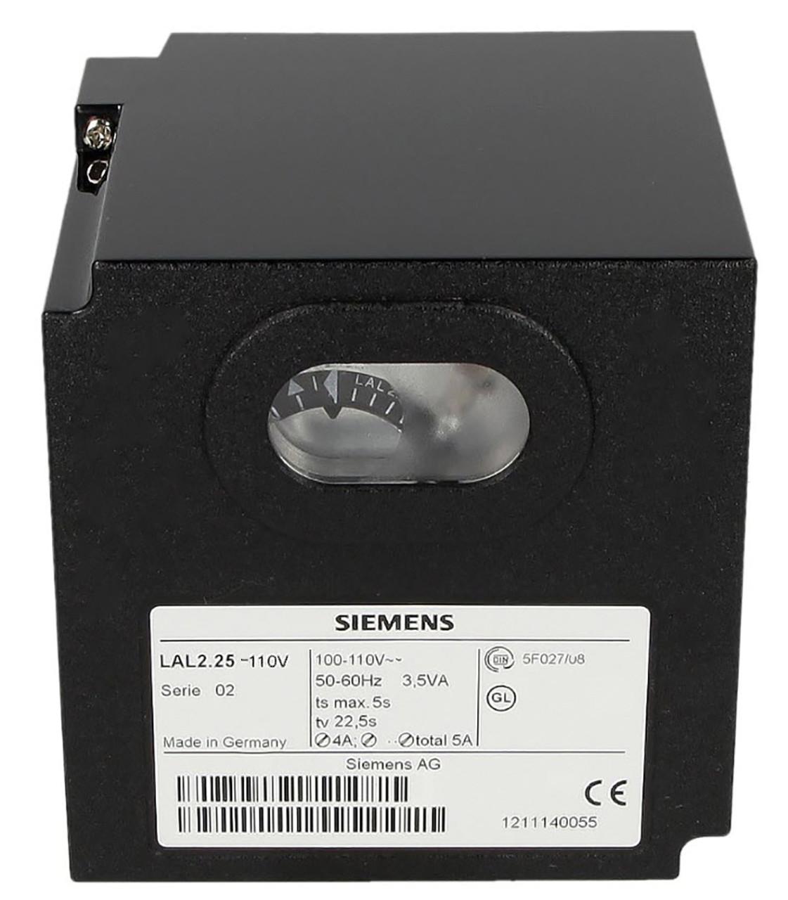 Siemens LAL2.25-110V