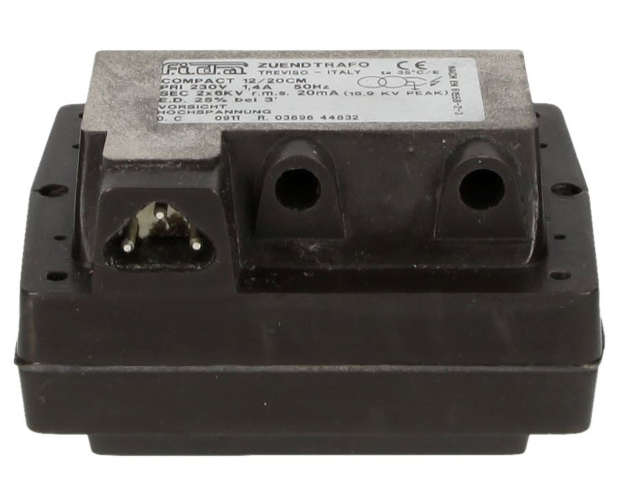 12/20 CM, FIDA ignition transformer