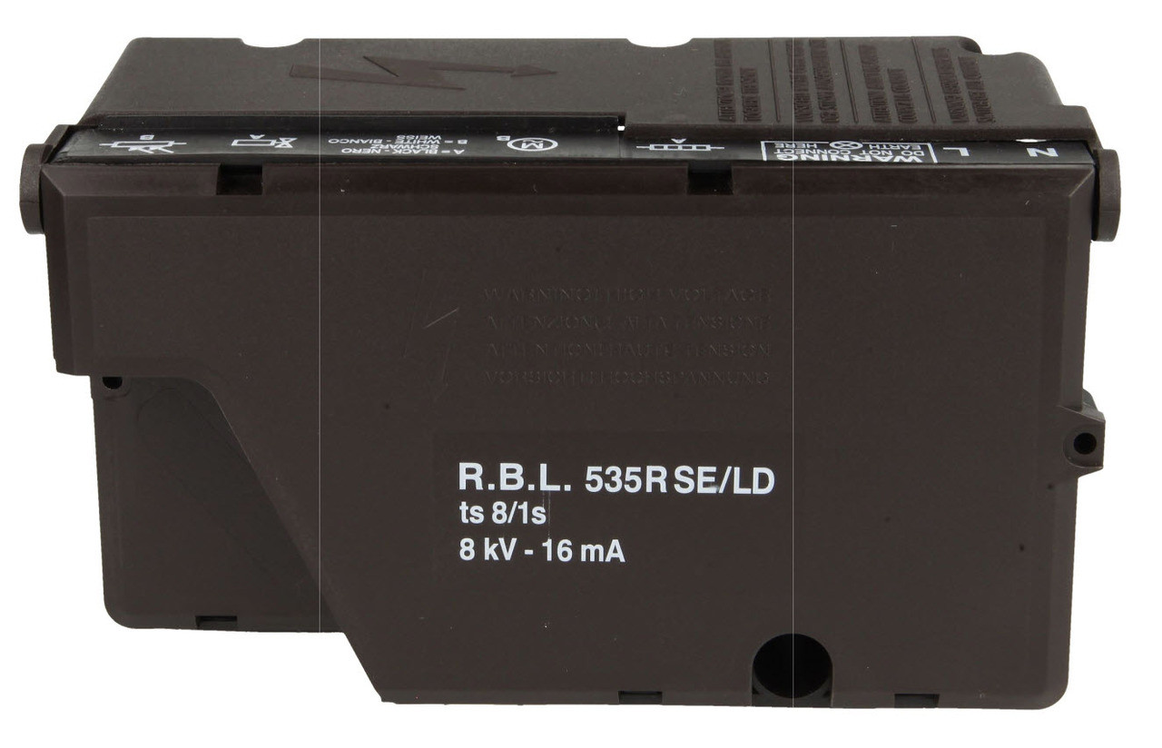 Chauffage Francais Control box 535 RSE/LD 3008652