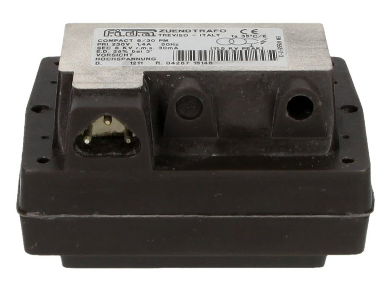 8/30 PM, FIDA ignition transformer