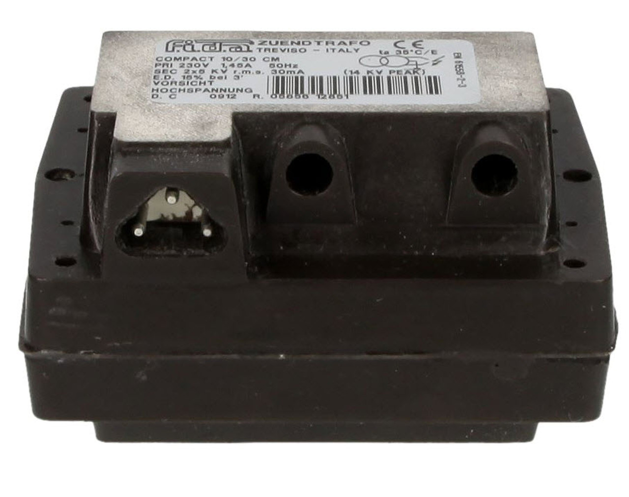 10/30 CM, FIDA ignition transformer