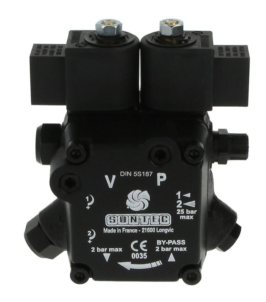 Weishaupt Oil burner pump AT2V45C 9602 4P0700, 601865
