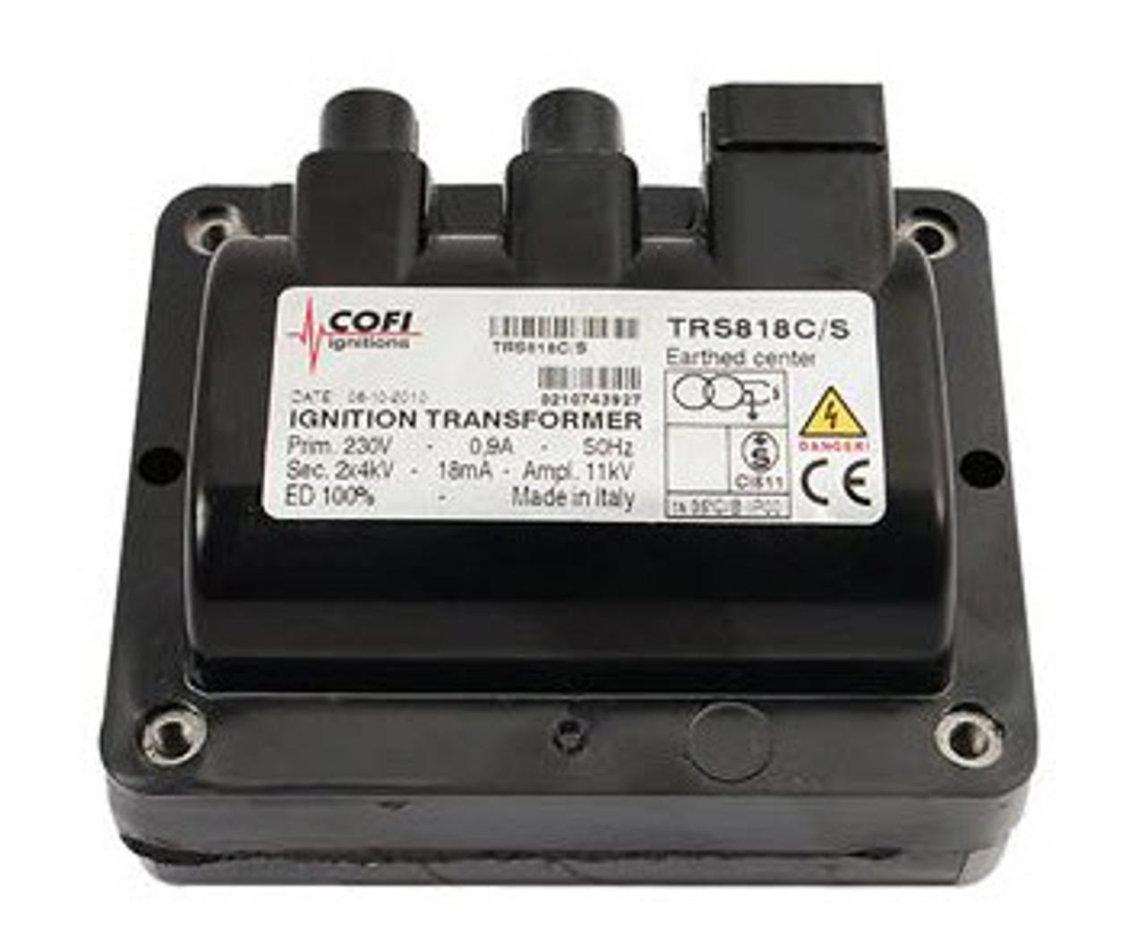 COFI TRS818C/S ignition transformer