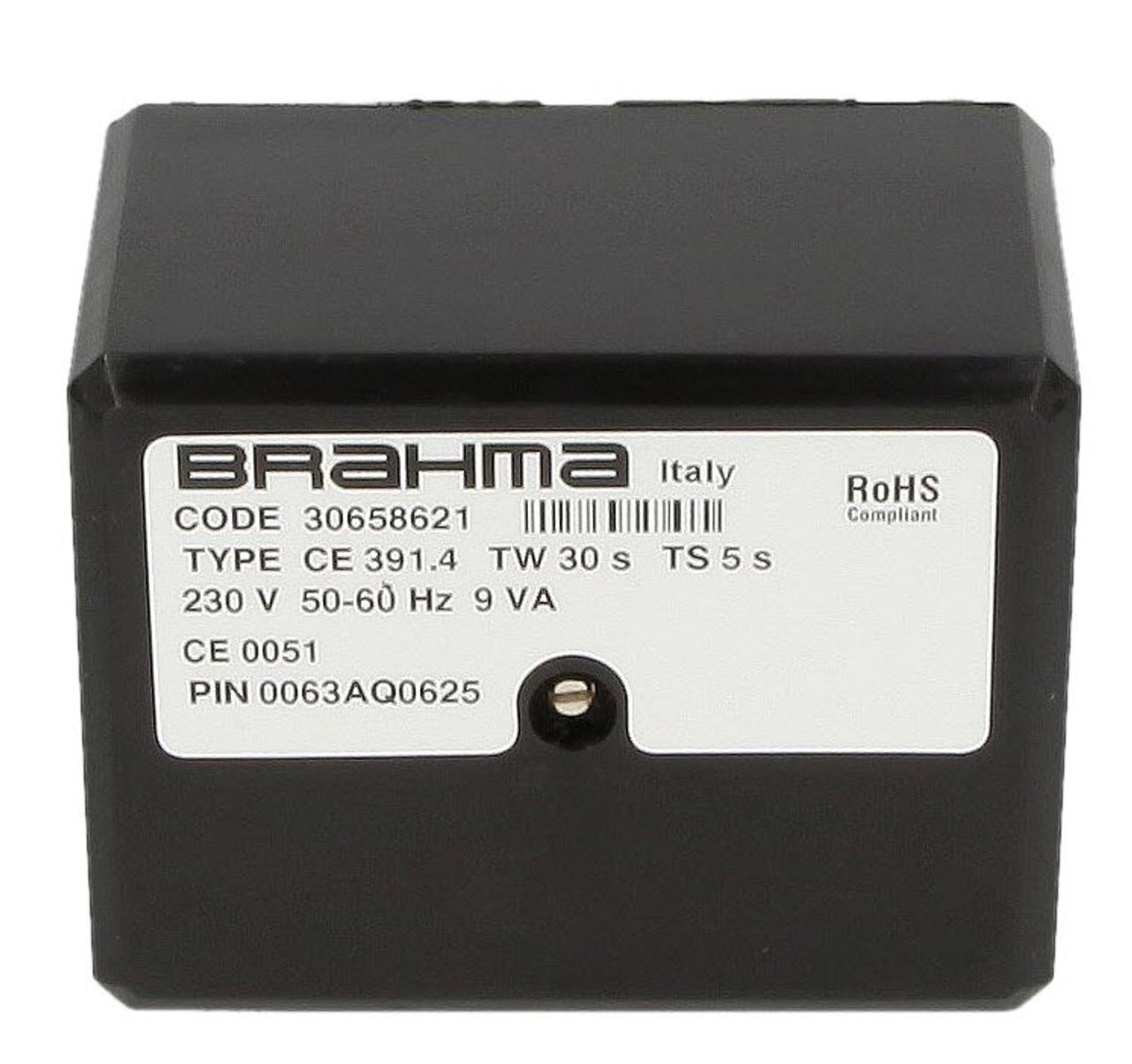 Burner control unit Brahma CE391.4, 30658621