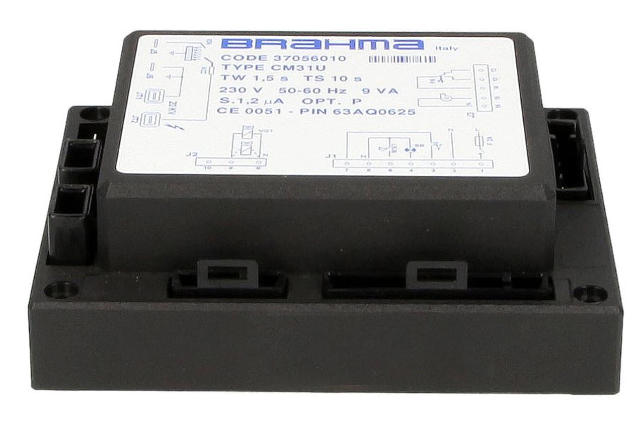 Brahma CM31U, 37056010 Gas burner control unit