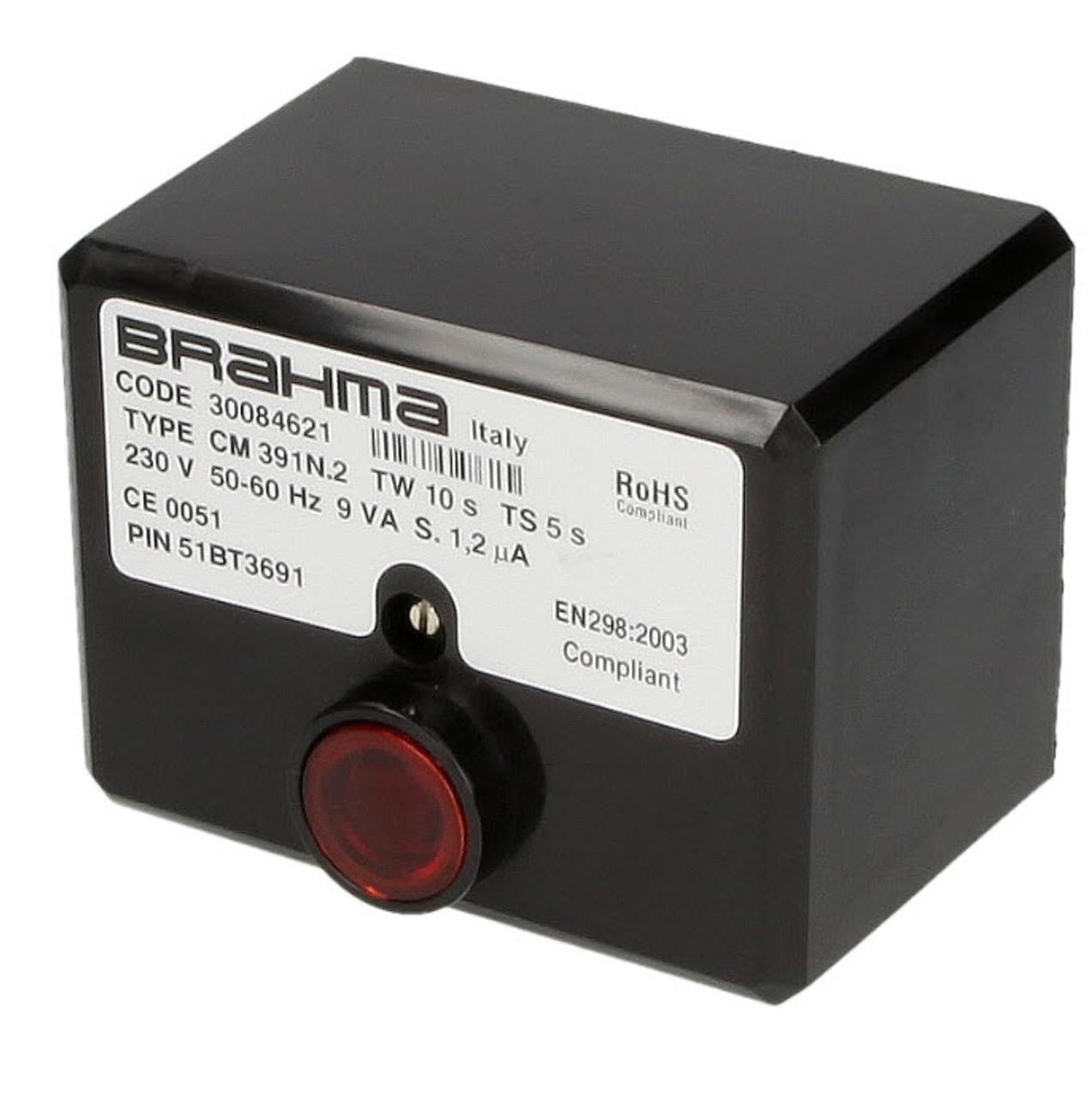 Brahma control unit CM391.2, 30085681