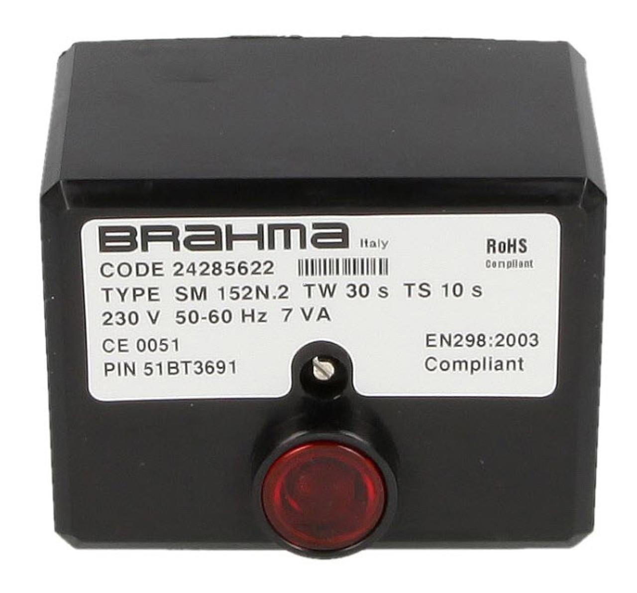 Brahma control unit SM 152.2, 24285622