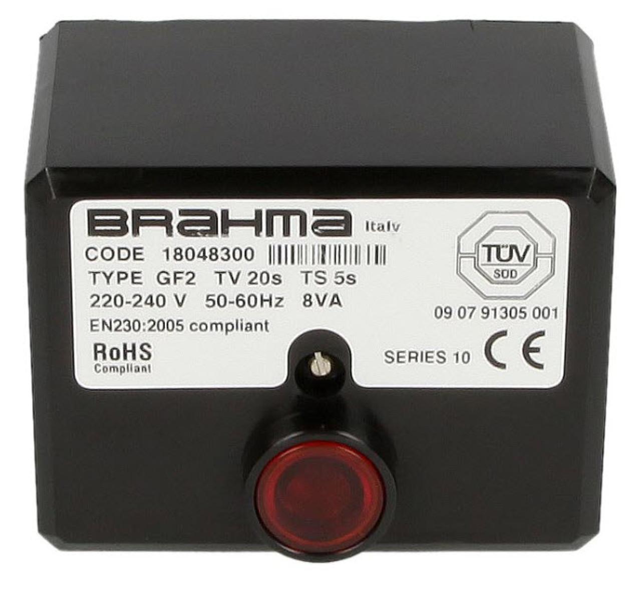 Gas burner control unit Brahma GF3S03, 18048300