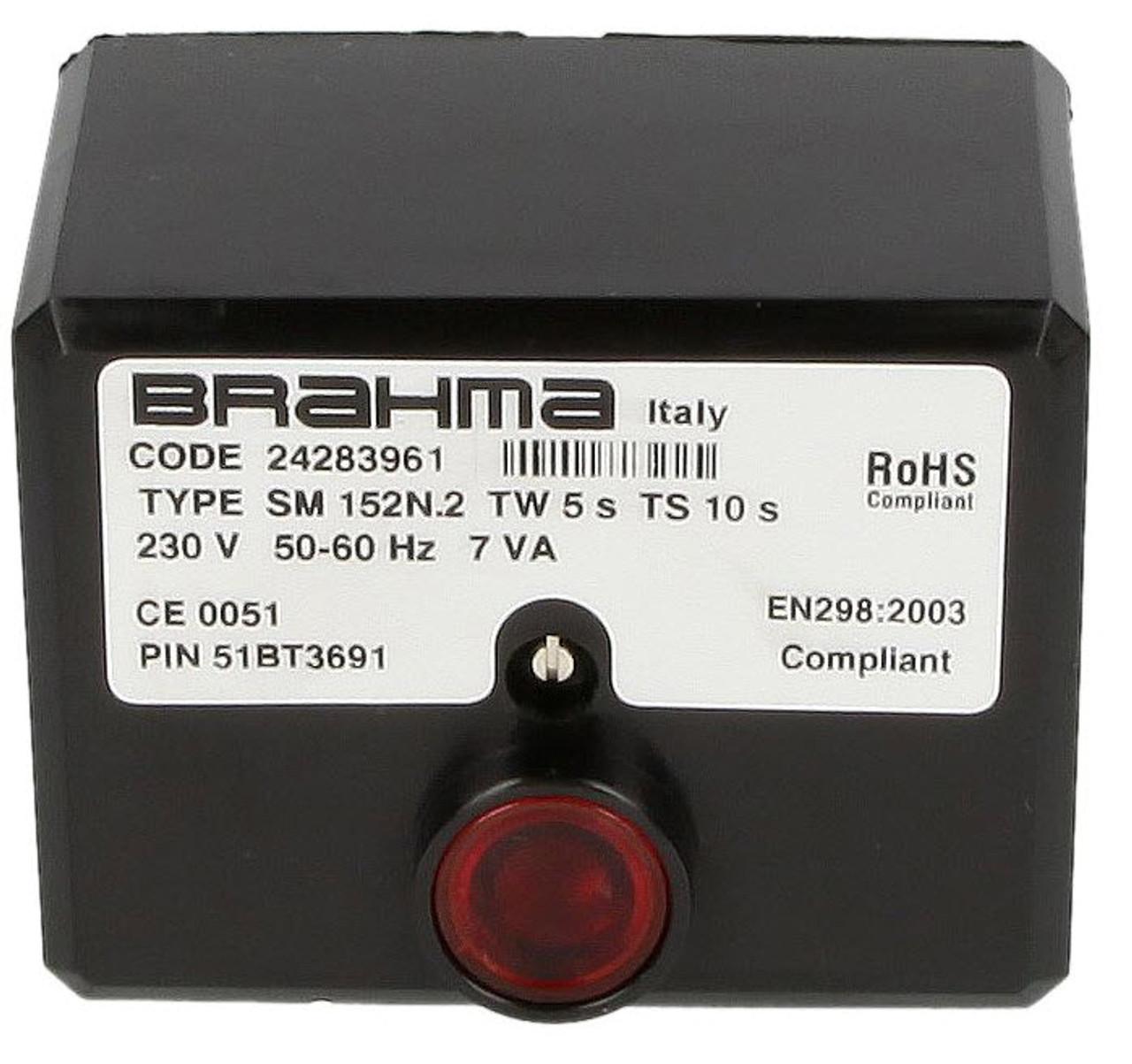 Brahma control unit SM 152.2, 24283961