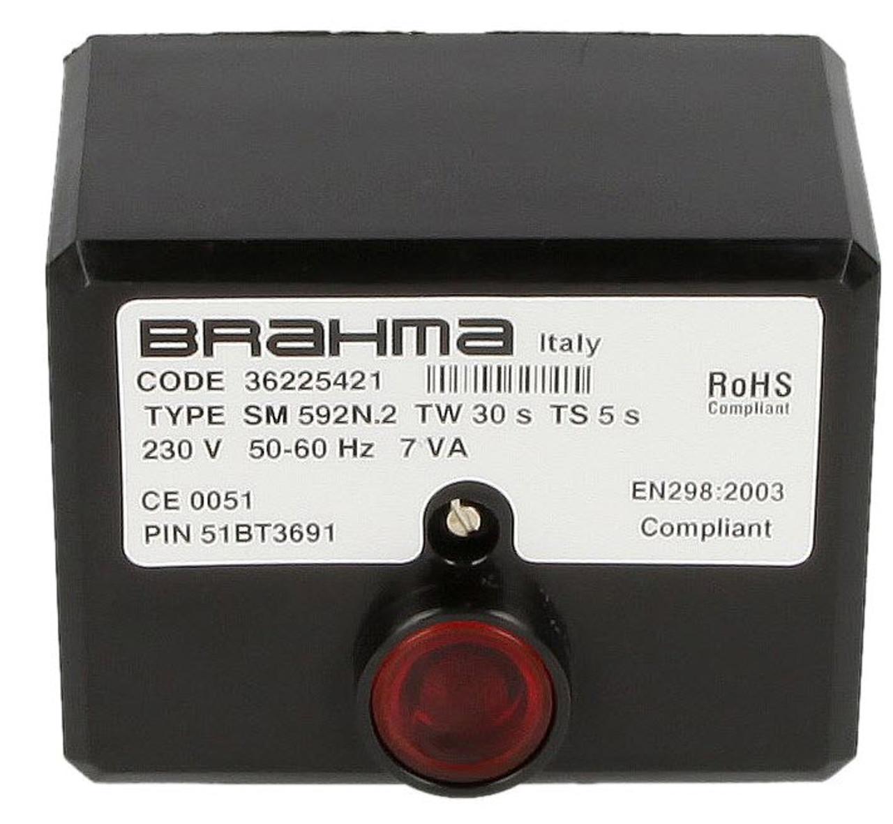 Control unit Brahma SM 592.2 36225421