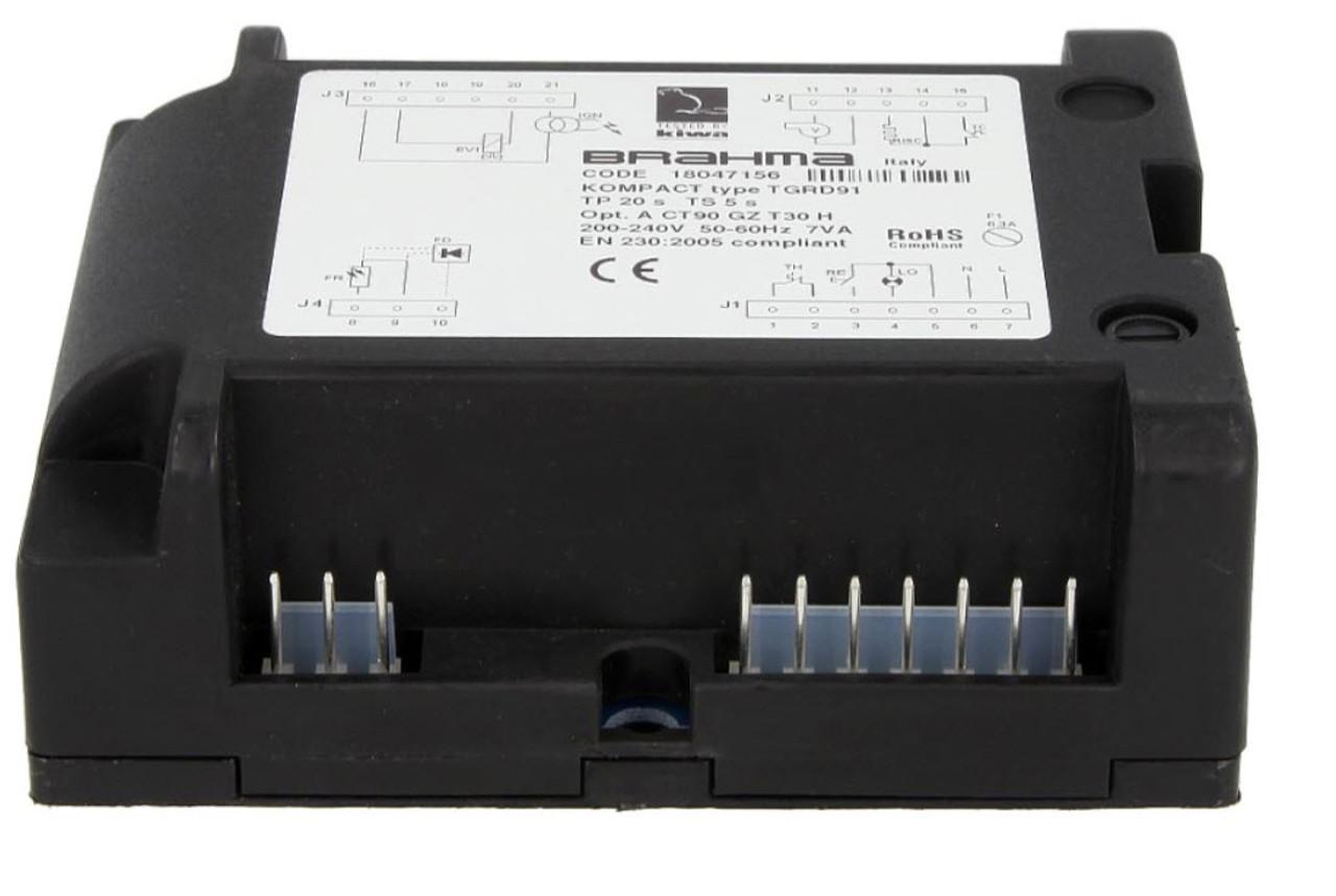 Control unit Brahma TGRD91 18047156