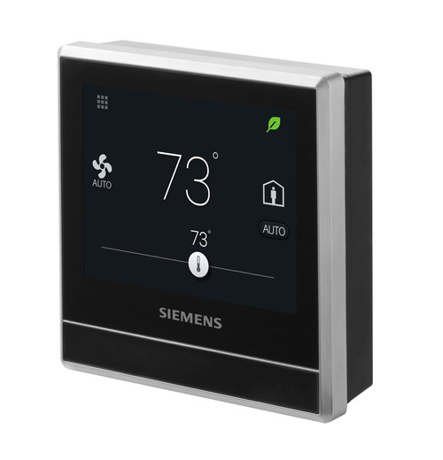 Siemens RDS120, S55772-T101, Smart Room Thermostat
