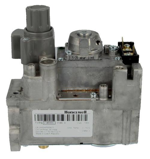 Honeywell V4600C1185 Gas control block