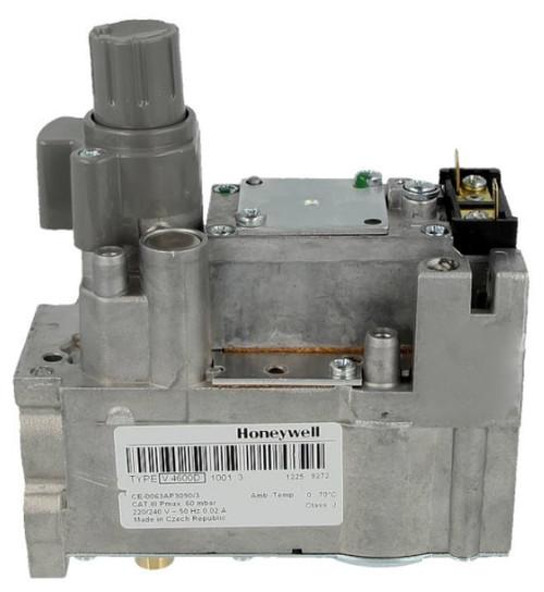 Honeywell V4600D1001U Compact gas control block