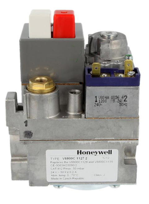 Honeywell V8800C1127 Gas control block