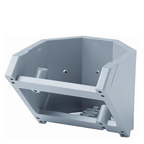 Siemens MV1, 3950450001, The mounting bracket for volumetric surveillance, fixes the infrared flame detector at the right angle.