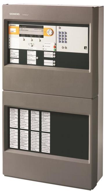 Siemens FC724-ZE, S54400-C30-A3 Fire control panel (4-loop) with 2 LED indicators