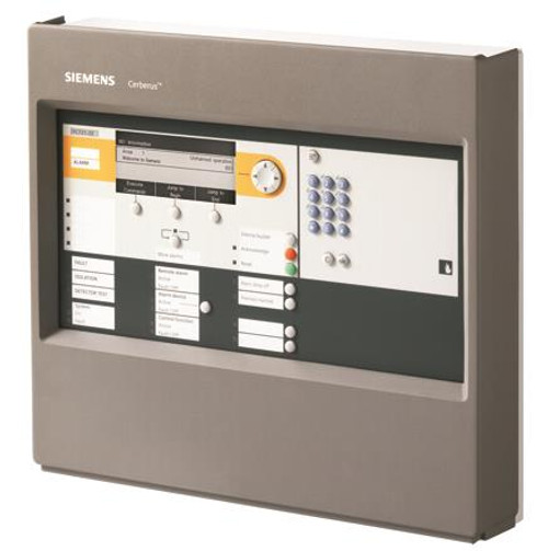 Siemens FC721-ZZ, S54400-C32-A2, Fire control panel (1-loop) in housing (Eco)