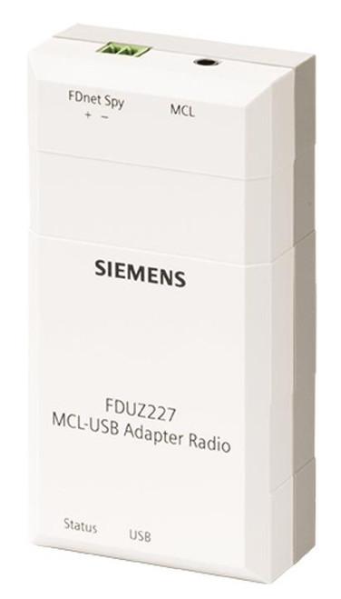 Siemens FDUZ227, S54323-F106-A1, MCL-USB adapter (radio)