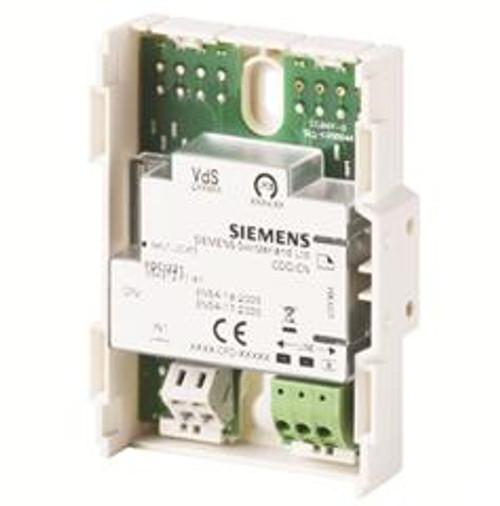 Siemens FDCI221, S54312-F1-A1 Input module (1 input)