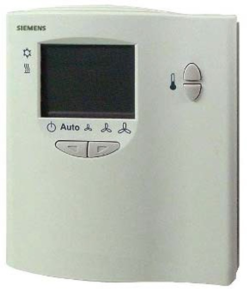 QAX34.3 Room unit with sensor