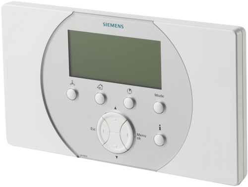 QAX903-9 Central apartment unit for HVAC and energy consumption data collection