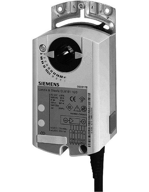 Siemens GLB181.1E/3, VAV compact controller