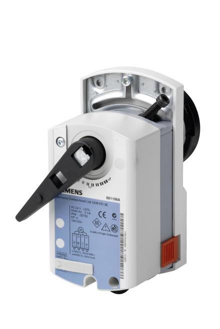 Siemens GDB161.9E Electromotoric rotary actuator for ball valves