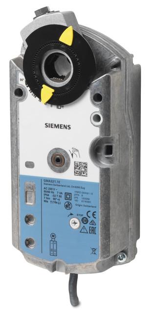 Siemens GMA321.1E Rotary air damper actuator