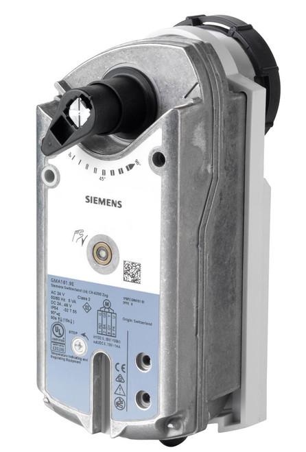 Siemens GMA161.9E Electromotoric rotary actuator