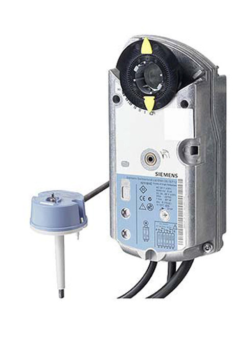 Siemens GNA326.1E/T10 Actuator for fire protection dampers 2-position