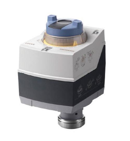 Siemens SAS81.03, S55158-A104 Electromotoric actuator