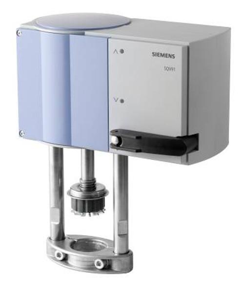 Siemens SQV91P40 electromotoric actuator