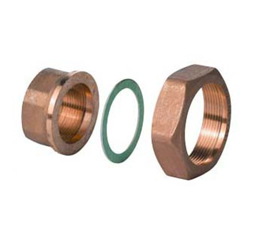 Siemens ALG252B brass fitting