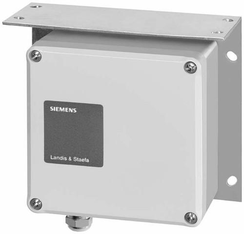 QBE61.3-DP10 Differential pressure sensor for liquids and gases 0...10 bar