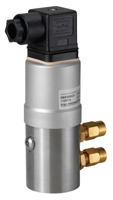 Siemens QBE3000-D2.5, S55720-S175 Differential pressure sensor for liquids and gase (0…10 V) 0…2.5 bar
