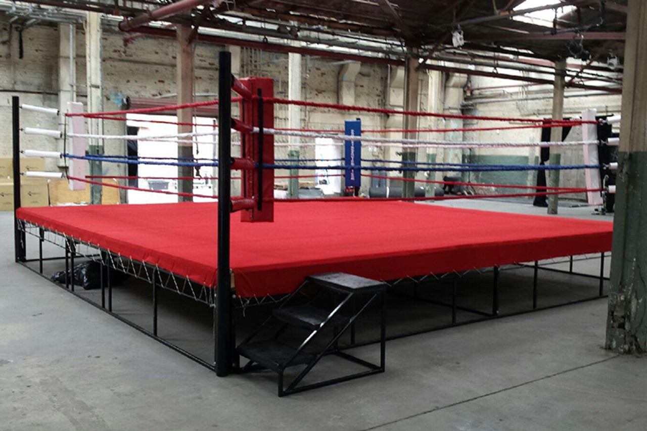 Regulation Boxing Ring 20' X 20' | Boxing Rings For Sale