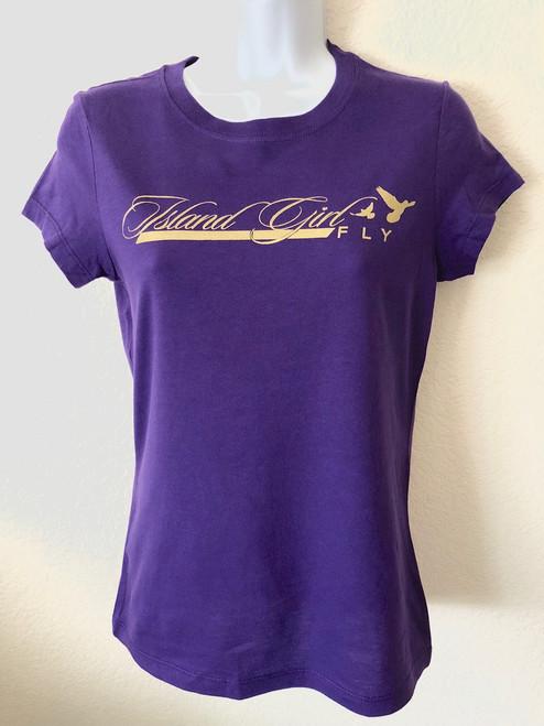 """FLy Love"" Team Purple & Gold"
