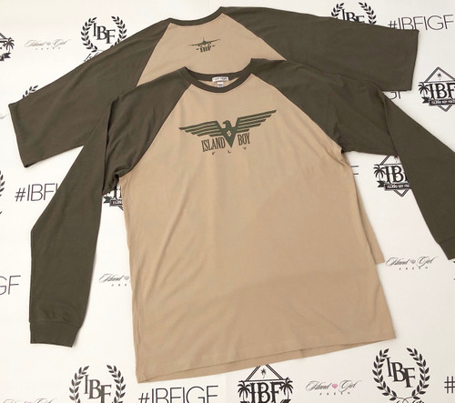 """Eagle Life"" Khaki & Army Green (BBL)"