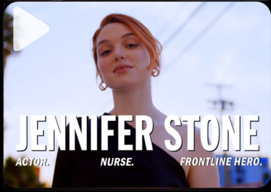 JENNIFER STONE ON BEING AN ACTOR IN STEM