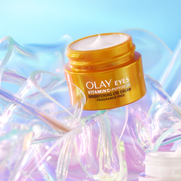 Get $2 off eye creams, including Vitamin C + Peptide24 with code: EYES.